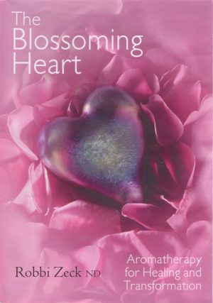 Blossoming Heart Book