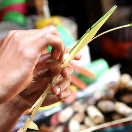 Bali - crafting